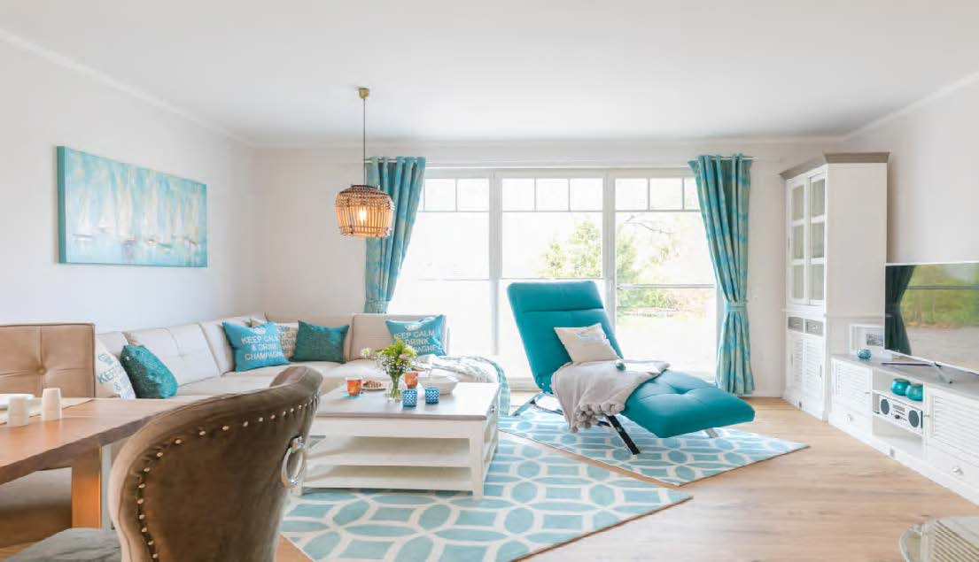 Ferienwohnung & Ferienhaus einrichten