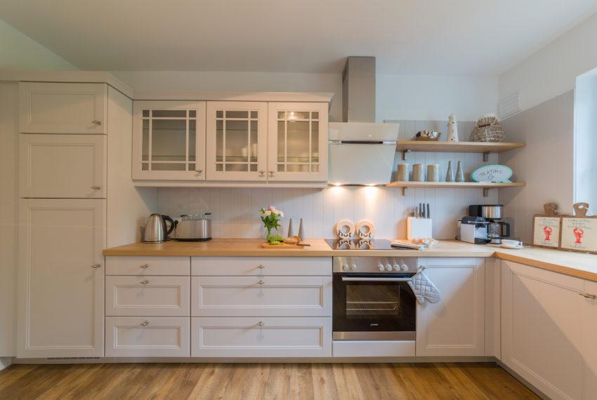 Küche Apartment-Villa Zingst